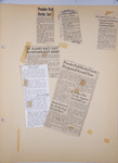 1961 All Women's Transcontinental Air Race newspaper articles by unknown