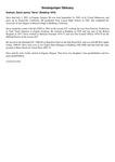 Smokejumper Obituary: Graham, David James