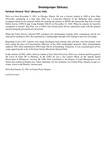Smokejumper Obituary: Rehfeldt, Richard