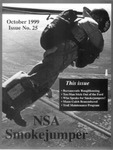 Smokejumper Magazine, October 1999