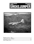 Smokejumper Magazine, October 2006
