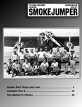 Smokejumper Magazine, April 2017 by National Smokejumper Association, Bill Mader, and Robert L. Bartlett