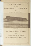 Geology of the Grand Coulee by Joseph G. McMacken