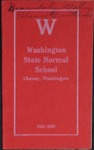 Student handbook, Cheney State Normal School, 1926-1927 by Eastern Washington University