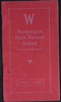 Student handbook, Cheney State Normal School, 1931-1932 by Eastern Washington University