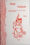 Student handbook, Eastern Washington College of Education, 1958-1959