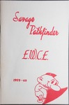 Student handbook, Eastern Washington College of Education, 1959-1960