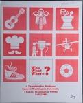 Student handbook, Eastern Washington University, 1980-1981 by Eastern Washington University