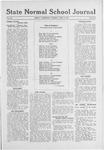 State Normal School Journal, June 13, 1918