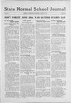 State Normal School Journal, June 27, 1918