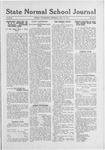 State Normal School Journal, July 11, 1918