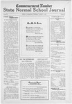State Normal School Journal, August 1, 1918
