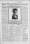State Normal School Journal, October 17, 1918