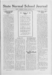 State Normal School Journal, January 30, 1919