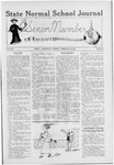 State Normal School Journal, February 20, 1919