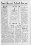 State Normal School Journal, April 24, 1919
