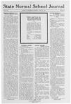 State Normal School Journal, June 26, 1919