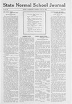 State Normal School Journal, July 24, 1919