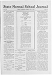 State Normal School Journal, July 31, 1919