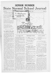State Normal School Journal, August 7, 1919