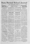 State Normal School Journal, November 13, 1919