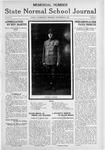 State Normal School Journal, November 27, 1919