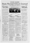 State Normal School Journal, December 4, 1919