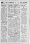 State Normal School Journal, December 17, 1920