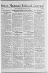 State Normal School Journal, June 24, 1921