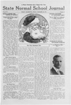State Normal School Journal, December 23, 1921