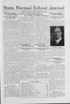 State Normal School Journal, February 3, 1922
