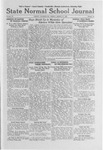 State Normal School Journal, March 17, 1922