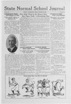 State Normal School Journal, March 24, 1922