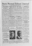 State Normal School Journal, March 31, 1922