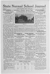 State Normal School Journal, June 16, 1922
