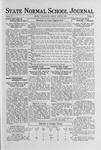 State Normal School Journal, June 23, 1922
