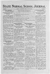 State Normal School Journal, June 30, 1922
