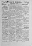 State Normal School Journal, July 14, 1922