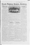 State Normal School Journal, September 22, 1922