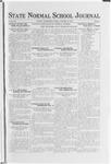 State Normal School Journal, October 20, 1922