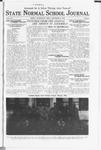 State Normal School Journal, November 17, 1922