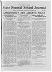 State Normal School Journal, November 29, 1922