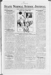 State Normal School Journal, December 8, 1922