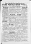 State Normal School Journal, December 15, 1922