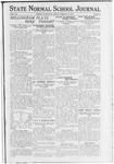 State Normal School Journal, February 16, 1923