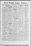 State Normal School Journal, March 2, 1923