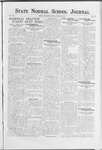 State Normal School Journal, March 16, 1923