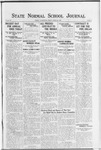 State Normal School Journal, March 30, 1923