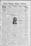 State Normal School Journal, May 11, 1923