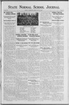 State Normal School Journal, May 18, 1923
